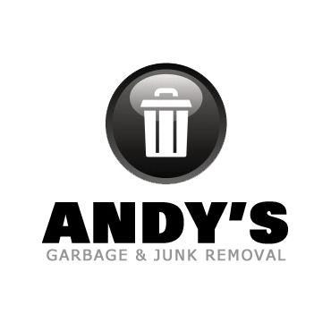Andy's Garbage & Junk Removal logo