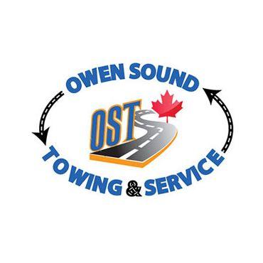 Owen Sound Towing & Service PROFILE.logo