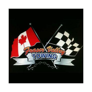 Fraser Valley Towing logo