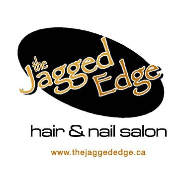 Jagged Edge Hair & Nail Salon PROFILE.logo