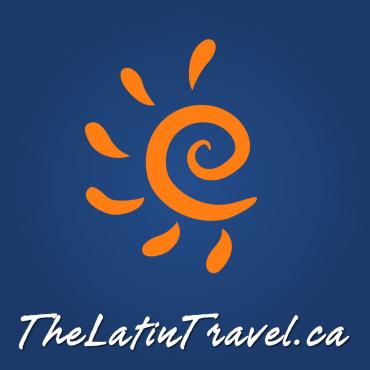 The Latin Travel logo