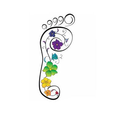 The Vibrant Sole logo