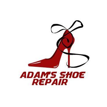 Adam's Shoe Repair logo