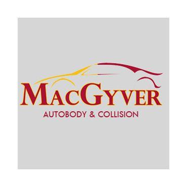 MacGyver's Collision & Auto Body logo