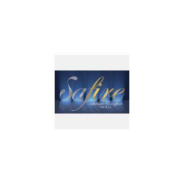 Safire Salon & Spa logo