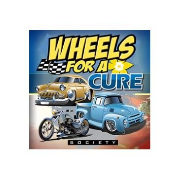 Wheels For A Cure Society logo