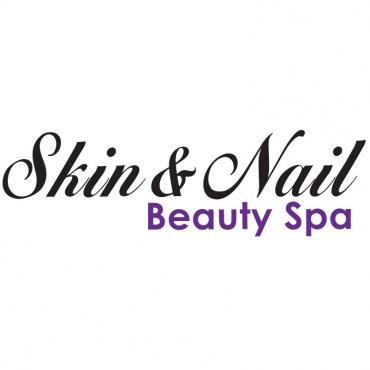 Skin Care Nail and Spa logo