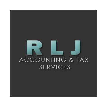 R L J Accounting & Tax Services PROFILE.logo