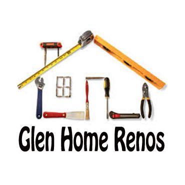 Glen Home Renos logo