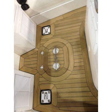 custom boat decking