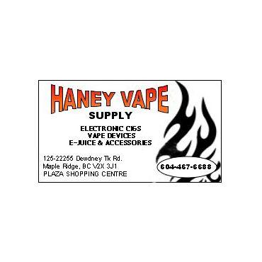Haney Vape Supply logo