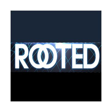 Rooted Studios logo