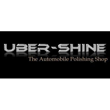 Uber-Shine The Automobile Polishing Shop logo