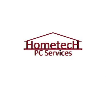 Hometech PC Services logo