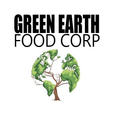 Green Earth Food Corp logo