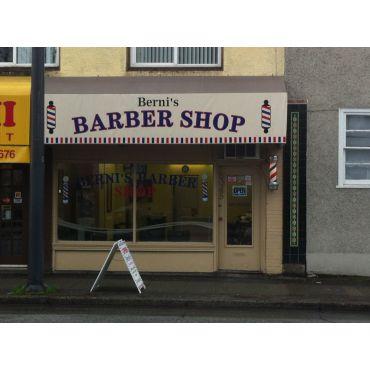 Bernis Barber Shop PROFILE.logo