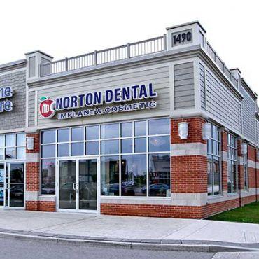 Norton Dental Vaughan PROFILE.logo