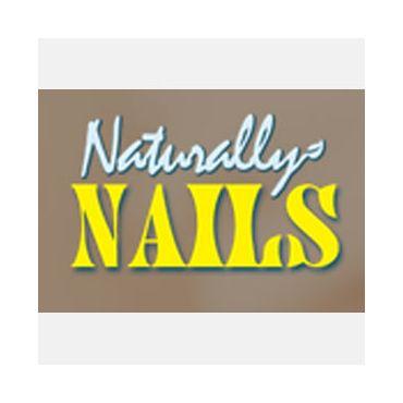 Naturally Nails PROFILE.logo