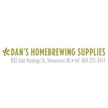 Dan's Homebrewing Supplies logo