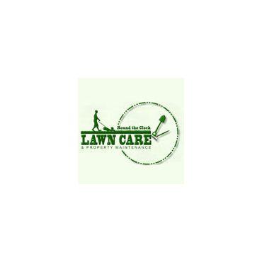Round the Clock Lawn Care PROFILE.logo