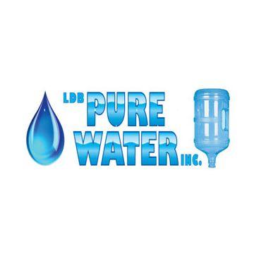 LDB Pure Water logo