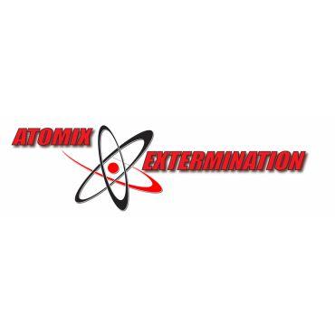 Atomix Extermination logo