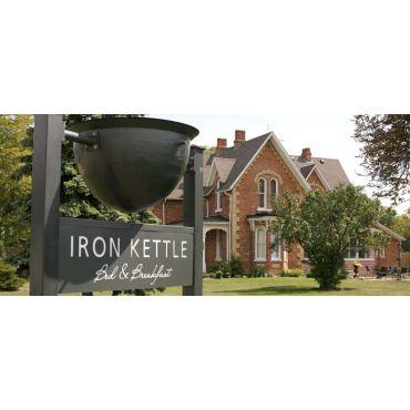 Iron Kettle Bed & Breakfast logo