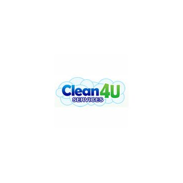 Clean 4U Services logo