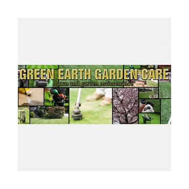 Green Earth Garden Care logo