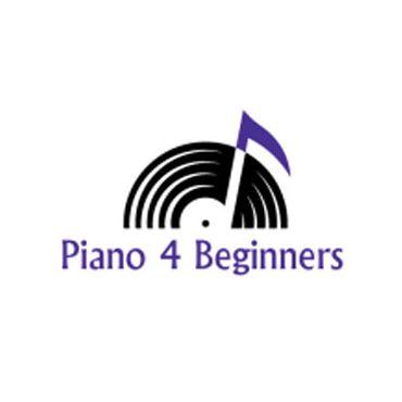 Piano 4 Beginners PROFILE.logo
