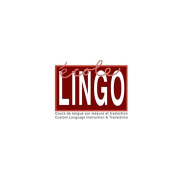 École Lingo Canada logo