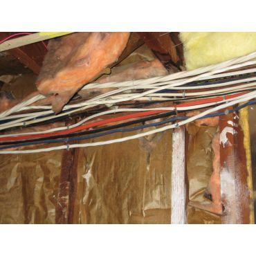 Improper Wiring Corrections