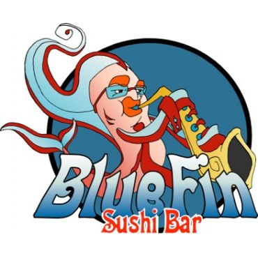 dec Blue Water Sushi Bar logo
