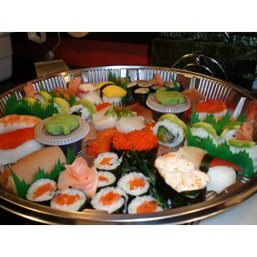 Sushi Lovers Platters