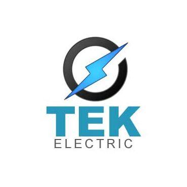 Tek Electric BC logo