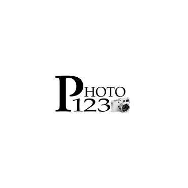 Photo 123 logo