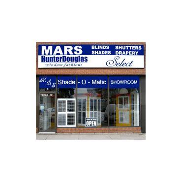 Mars Blinds & Shutters logo