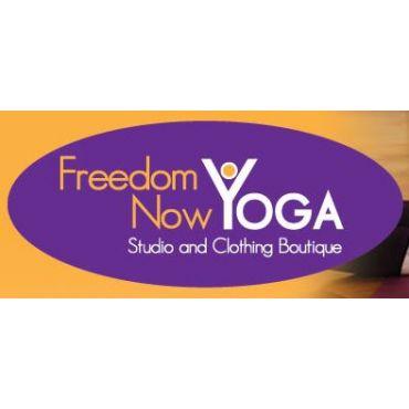 Freedom Now Yoga Studio PROFILE.logo