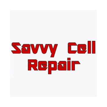 Savvy Cell Repair logo