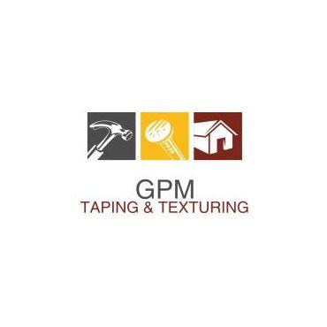 GPM Taping & Texturing logo