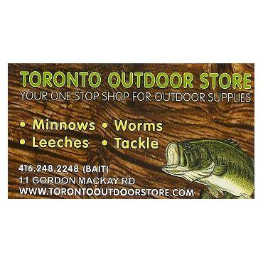 Toronto Outdoors Store logo