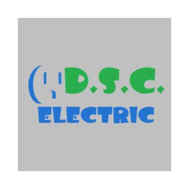 D.S.C. Electric logo