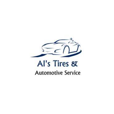 Al's Tires & Automotive Service logo