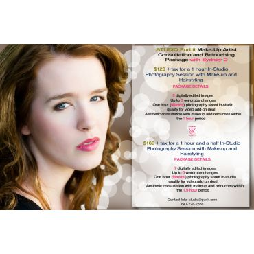 Beyond Beauty Assoc. MUA Promo Package