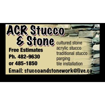 ACR Enterprises Stucco and Stone PROFILE.logo