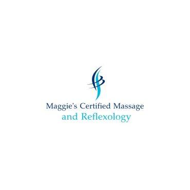 Maggie's Certified Massage and Reflexology logo