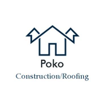 Poko Construction/Roofing logo