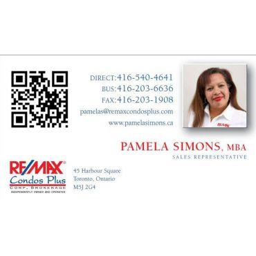 Remax Condos Plus Pamela Simons