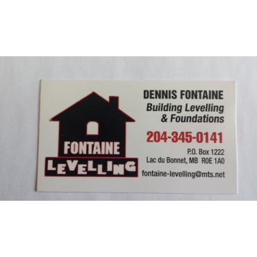 Fontaine Levelling & Foundations logo