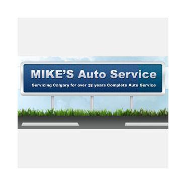 Mike's Auto Service logo